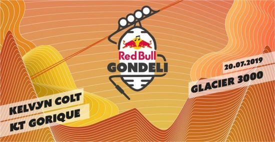 RedBull GONDELI, 20. Juli, Glacier 3000