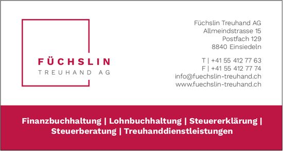 Füchslin Treuhand AG