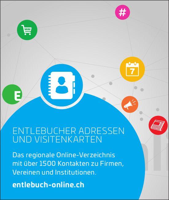 Das regionale Online-Verzeichnis mit über 1500 Kontakten zu Firmen, Vereinen und Institutionen.