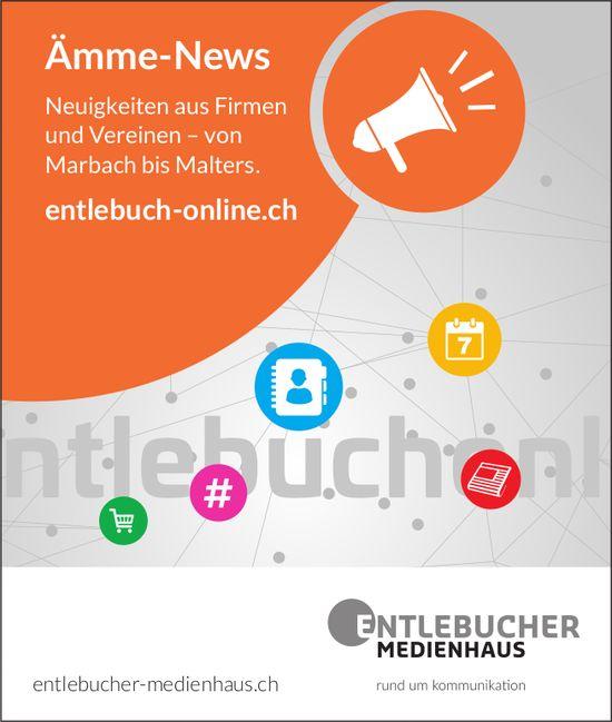 Ämme-News - Neuigkeiten aus Firmen und Vereinen – von Marbach bis Malters