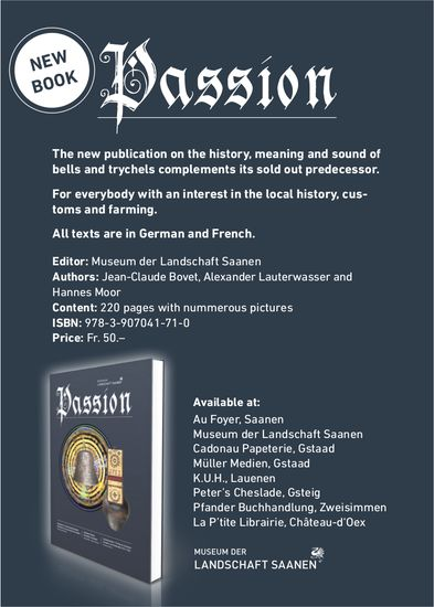 "New Book ""Passion"""