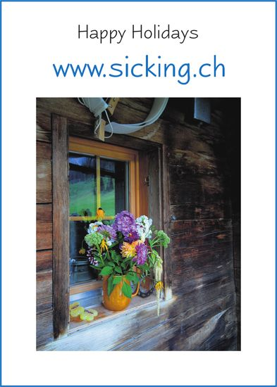 Happy Holidays, Sicking Immobilien & Treuhand AG
