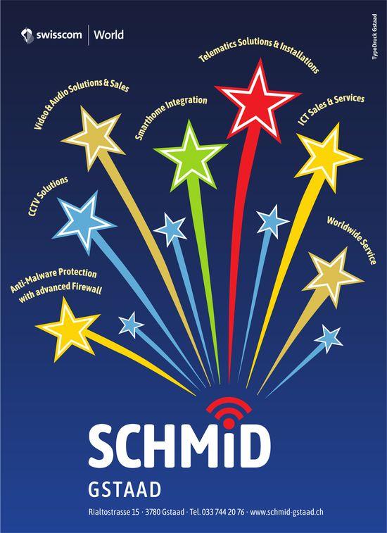 Schmid Gstaad