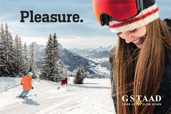 Pleasure - Gstaad Come up, slow down