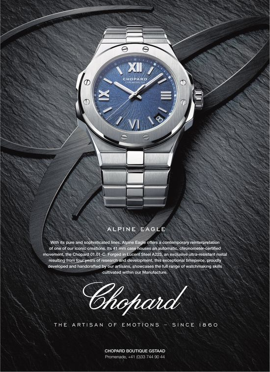 CHOPARD BOUTIQUE GSTAAD - CHOPARD