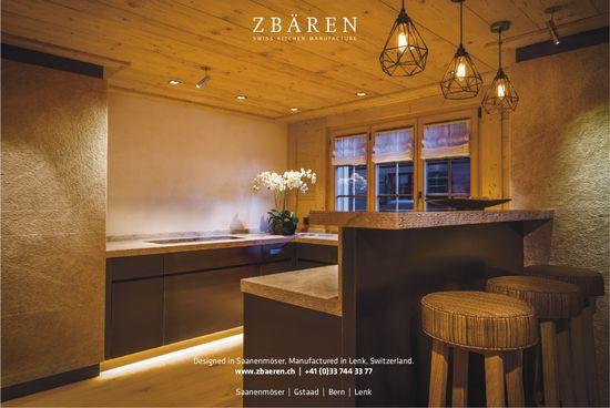 Zbären - Swiss Kitchen Manufacture