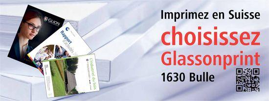 Glassonprint, Bulle, Imprimez en Suisse