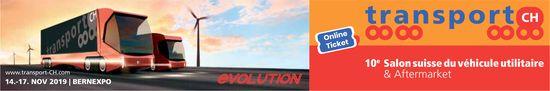 10° Salon suisse du véhicule utilitaire & Aftermarket, 14-17 novembre