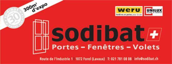 Sodibat, Forel, Portes-Fenêtre-Volets