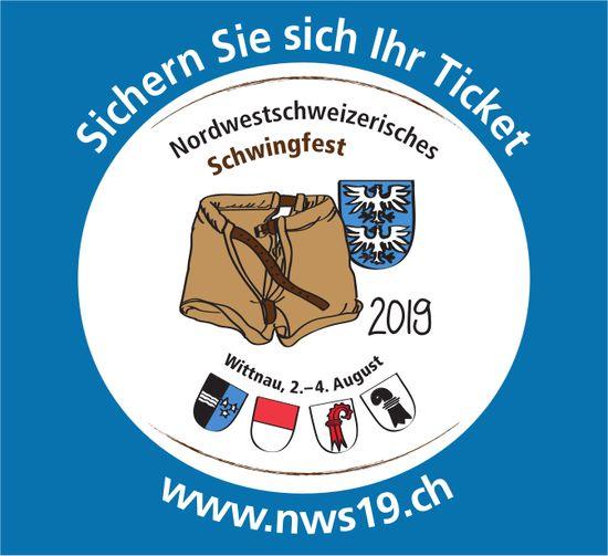 Nordwestschweizerisches Schwingfest, Wittnau, 2.-4. August - Sichern Sie sich Ihr Ticket