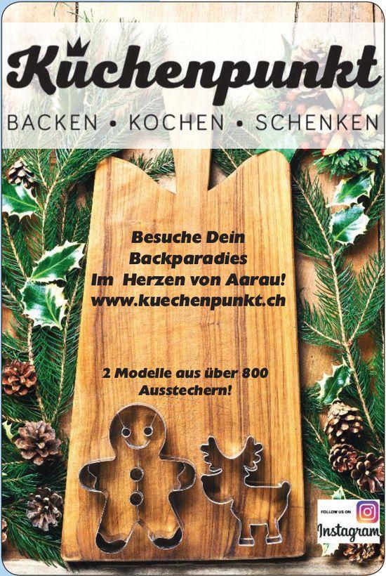 Küchenpunkt - Besuche Dein Backparadies Im Herzen von Aarau!