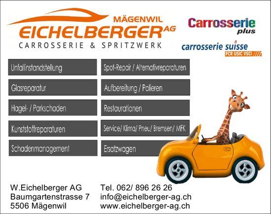 Carrosserie & Spritzwerk W. Eichelberger AG
