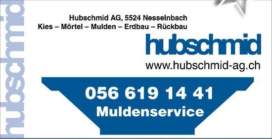 Muldenservice, Hubschmid AG