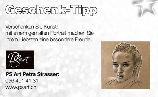 Geschenk-Tipp, PS Art Petra Strasser