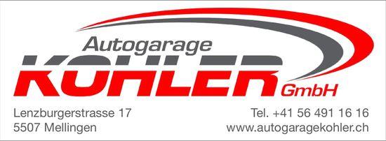 Autogarage Kohler GmbH