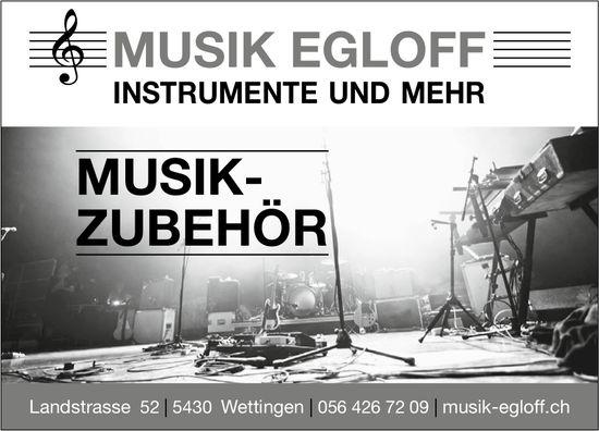 MUSIK EGLOFF INSTRUMENTE UND MEHR - MUSIK-ZUBEHÖR