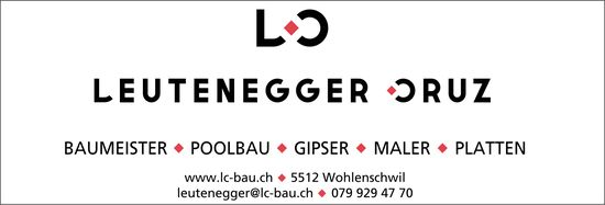 LEUTENEGGER ORUZ - BAUMEISTER, POOLBAU, GIPSER, USW.