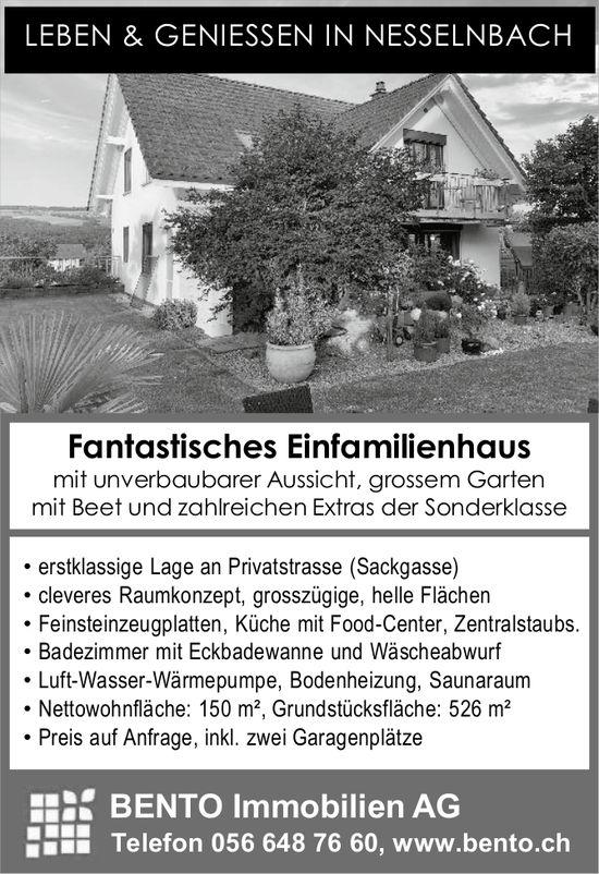 Fantastisches Einfamilienhaus in Nesselnbach zu verkaufen