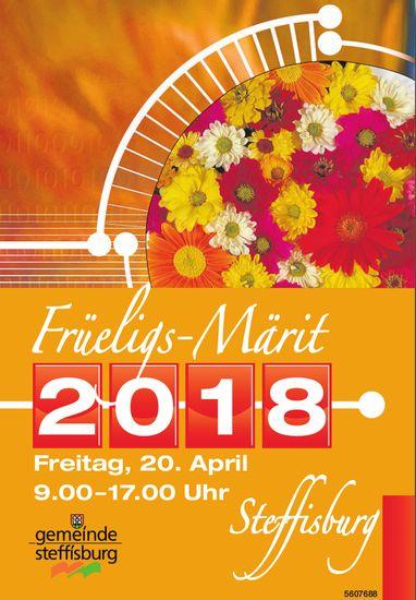 Früeligs-Märit 2018, 20. April, Steffisburg