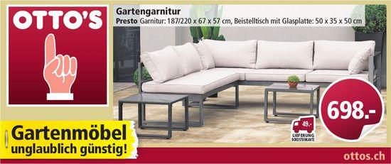 Otto's - Gartenmöbel unglaublich günstig!