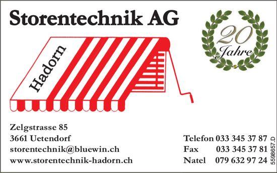 Hadorn Storentechnik AG