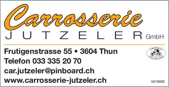 Carrosserie Jutzeler GmbH