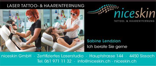 Niceskin GmbH, Sissach