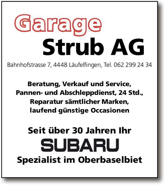 Garage Strub AG