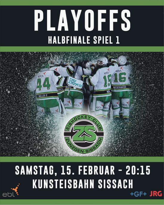 Playoffs EHC Zunzgen-Sissach