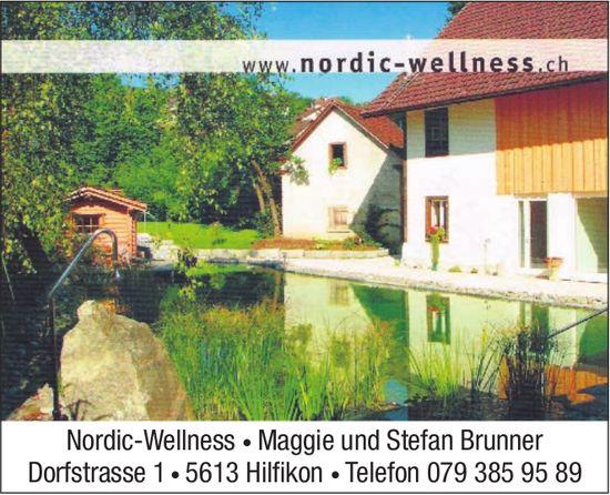 Nordic-Wellness - Maggie und Stefan Brunner