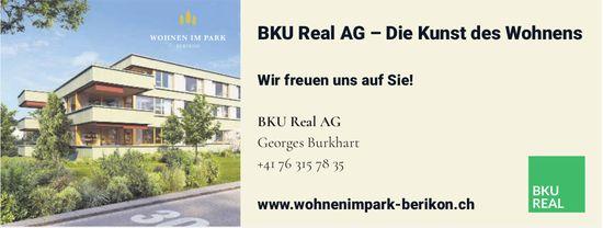 BKU Real AG – Die Kunst des Wohnens