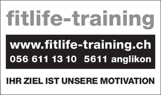 fitlife-training - IHR ZIEL IST UNSERE MOTIVATION