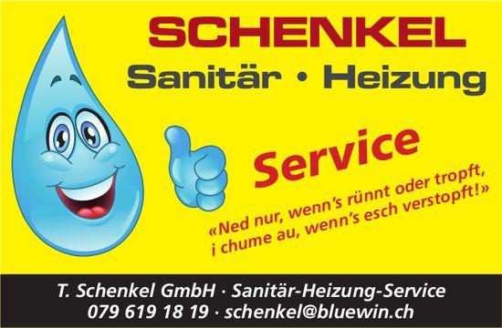 T. Schenkel GmbH - Sanitär-Heizung-Service