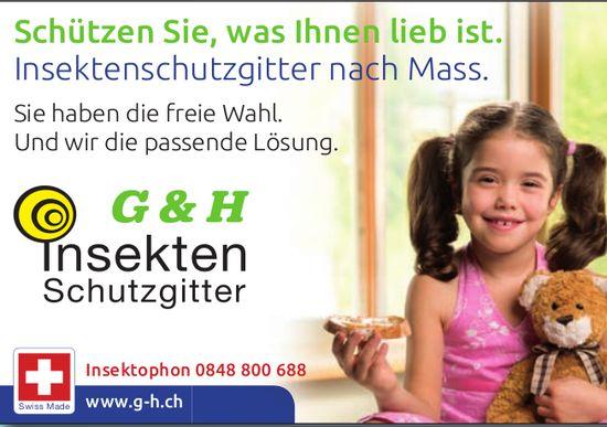G & H Insekten Schutzgitter