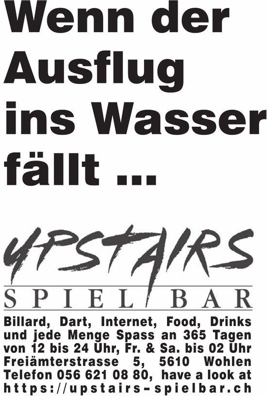 Upstairs Spiel Bar