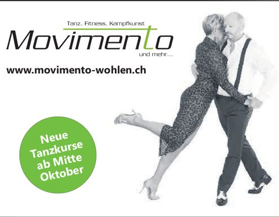 Movimento Tanz in Wohlen