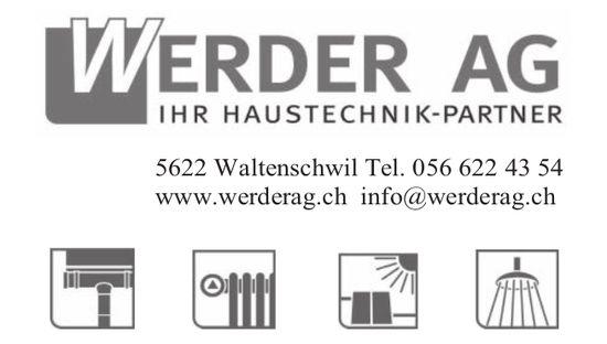 Werder AG - Ihr Haustechnik-Partner in Waltenschwil