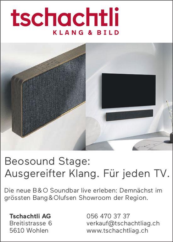 Tschachtli AG in Wohlen Klang und Bild