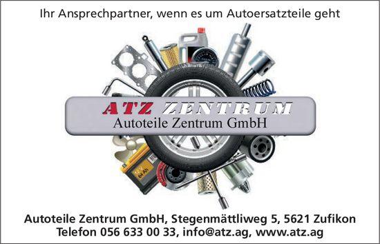 ATZ Autoteile Zentrum GmbH in Zufikon