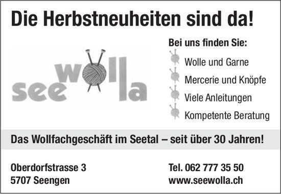 See Wolla in Seengen - Das Wohlfachgeschäft im Seetal