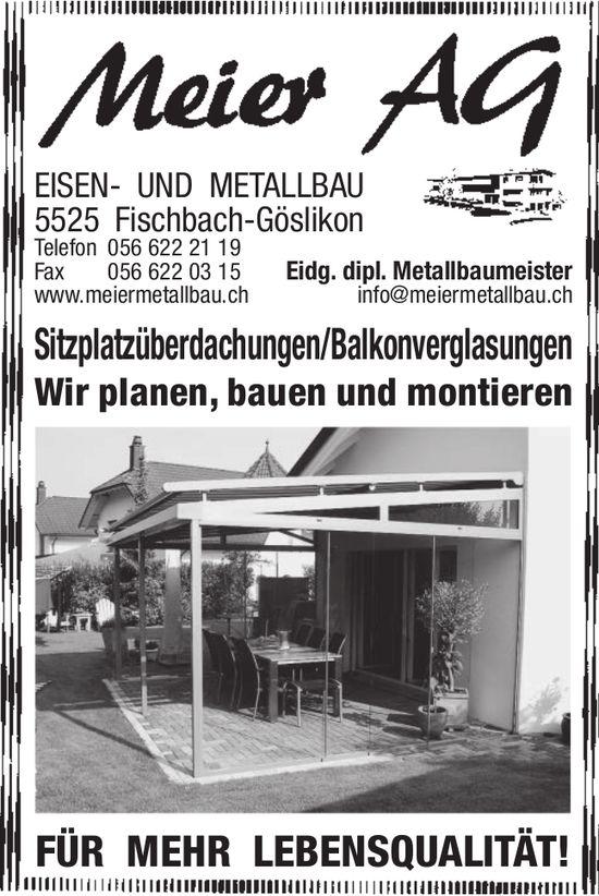 Meier AG Eisen- und Metallbau in Fischbach