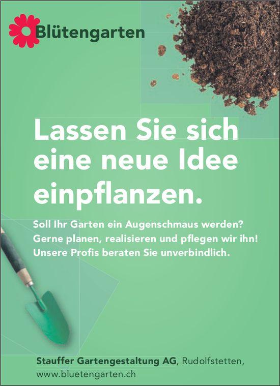 Stauffer Gartengestaltung AG