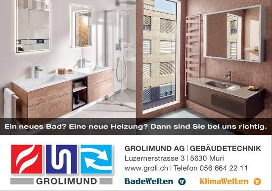 Grolimund AG Gebäudetechnik in Muri