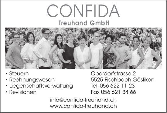 CONFIDA Treuhand GmbH