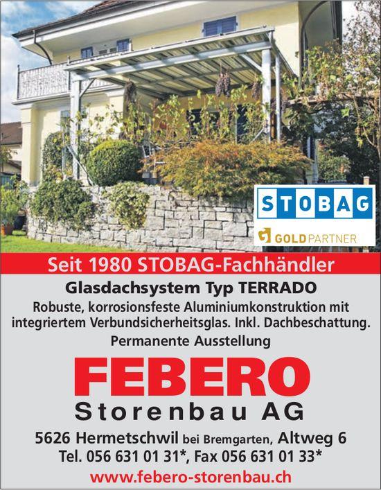 Febero Storenbau AG