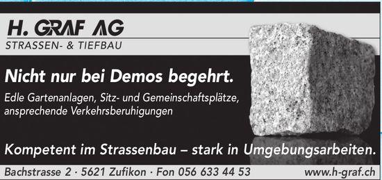 Graf AG Strassen- und Tiefbau