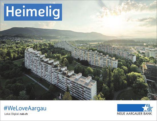 NEUE AARGAUER BANK - Heimelig