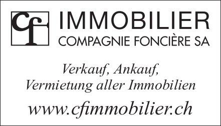 CF Immobilier Compagnie Foncière SA