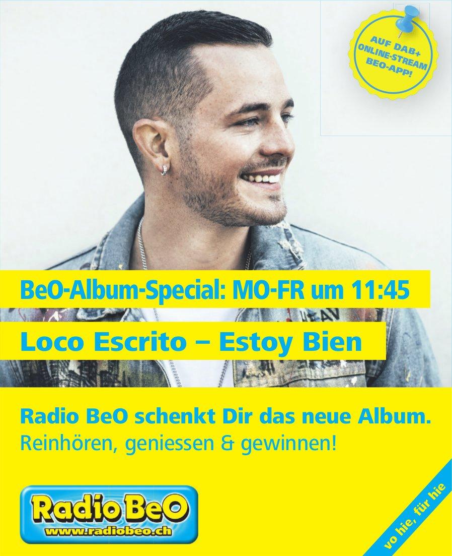Radio BeO, BeO-Album-Special, Loco Escrito – Estoy Bien
