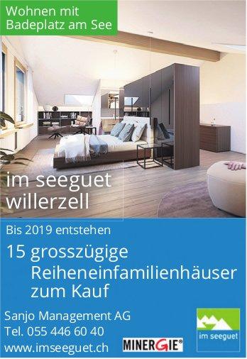 15 grosszügige REFH zum Kauf im Seeguet Willerzell